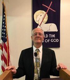 Rev. David Leach